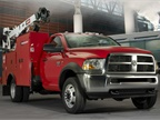 Ram was named the 2011 Medium-Duty Truck of the Year for the Chassis
