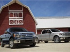 The new F-150 offers four engine choices for the 2013 model year.