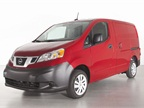 The NV200 comes in two models, S and SV. MSRP for the S is $19,990 and $20,980 for the SV. These prices exclude the $845 destination and handling charge.