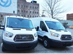 The 58 configurations of Ford Transit vans offer a multitude of equipment set-up for upfitters such as Knapheide. Photo courtesy of Ford.