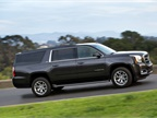 The Yukon Denali XL is 224.4 inches in length.