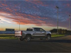 The Silverado LT adds chrome accents on bumpers, front grille, and