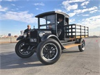 This 1926 Chevrolet was primarily used as a workhorse on farms and has