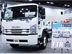 Isuzu Commercial Truck of America took home Work Truck's 2018