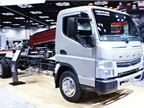 Mitsubishi Fuso presented production- ready models of its