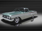 This one-of-a-kind 1960 Chevrolet El Camino Custom Pickup sold for