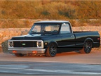 This 1971 Chevrolet C-10 Custom Pickup, lovingly called