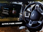 Class-exclusive active park assist<br />Two sensors and electric power-assisted steering helps drivers parallel park. The sensors measure the gap between two vehicles to determine if there is enough room for the F-150. The truck will steer into the space while the driver operates the accelerator and brake pedals.