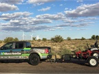 From Utah, the tour headed to Albuquerque. (PHOTO: Alliance AutoGas)