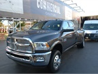 Ram Commercial had its lineup on display, including Ram heavy-duty and
