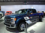 Ford Super Duty, which was named Truck of the Year by Motor Trend
