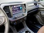 Connectivity includes an IntelliLink infotainment system that displays