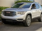 The Acadia is a front-wheel drive mid-size SUV with optional all-wheel drive.