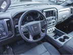 GMC interior appointments offer upgrades from the comparable Chevrolet