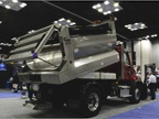 Highway Equipment s XT3 Type II multi-purpose dump body features a