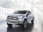 Ford's new Atlas Concept features a next-generation EcoBoost engine that uses direct injection and turbocharging.
