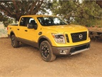 The PRO-4X Titan models are oriented toward off-road travel.