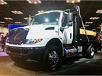 The International MV Series is a new Class 6/7 truck designed to be