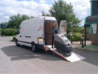 National Fleet Products' WM System Loading Ramps are designed as