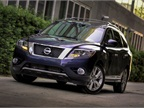 Nissan redesigned the Pathfinder so it's more aerodynamic.