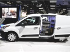 The van will go on sale in the fall.