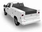The Retractable Utility Bed Cover (RUBC) by Pace Edwards uses a