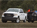 FCA debuted its 2019 Ram 1500 Tradesman, which is designed for small