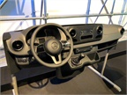 The level two dashboard offers more steering wheel controls and a head