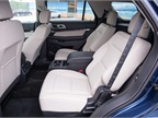 Second-row bucket seats can be added, while bench seating is standard.