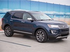 Ford's 2016 Explorer 4WD