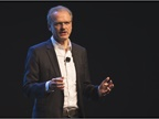 Volker Mornhinweg, head of Mercedes-Benz Vans, spoke about the 2018