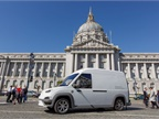Workhorse unveiled the new N-GEN electric van at San Francisco City