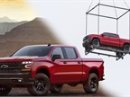 2019 Chevrolet Silverado: Helicopter Reveal