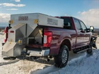 <p><em>The BOSS FORGE is the latest in the line of stainless steel products from BOSS, including a complete line of stainless steel DXT and HTX snowplows and a stainless walk-behind spreader also being introduced in 2017. (Photo courtesy of BOSS Snowplow)</em></p>