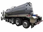 Stainless Steel Pressure Vacuum Tank