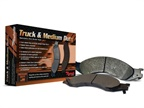 Medium-Duty Brake Pads