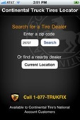 Continental Truck Tires Dealer Locator