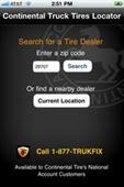Continental Truck Tires Dealer Locator