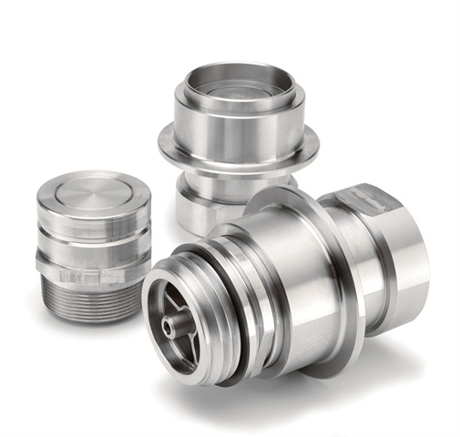 <p>NSL Series Non-Spill, High-Flow Quick Couplings</p>