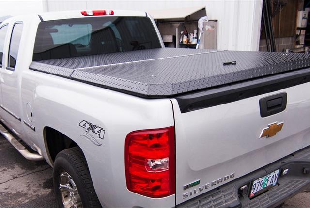 Aluminum Car Cover : Aluminum truck tonneau cover products vehicle research
