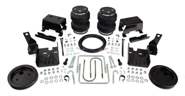 <p>Available for two- and four-wheel drive 2016 Nissan Titan XDs, LoadLifter 5000 (part #57229) is Air Lift's heaviest-rated air spring kit. It is designed to work with the existing suspension on many 3/4- and 1-ton pickup trucks.</p>