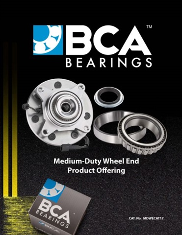 <p><em>BCA Bearings, powered by NTN, a long-time trusted OE supplier to this market, provides a solution that includes the most durable bearing products keep Class 4-6 trucks on the road. </em></p>