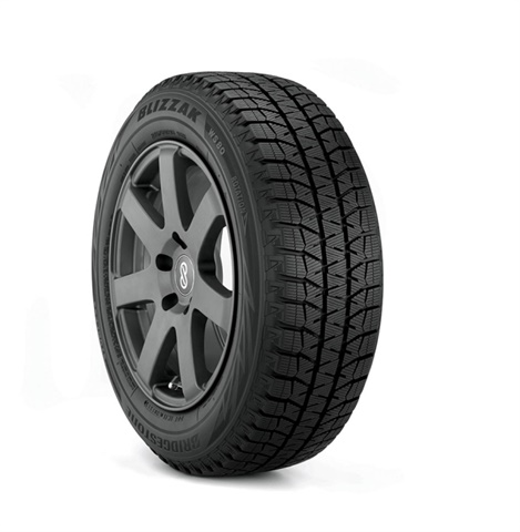 <p>The Blizzak LT will expand on the current line up Blizzak tires, such as the WS80, available for minivans and crossovers (pictured). </p>