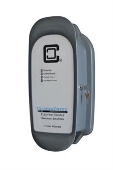 "<p>HCS Series with <a href=""http://www.clippercreek.com/store/product/chargeguard-access-control-for-hcs-series-78/"">ChargeGuard</a> (PHOTO: Clipper Creek)</p>"