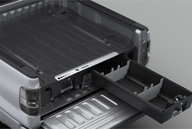 DECKED Truck Bed Storage System - Products - Vehicle Research - Work ...
