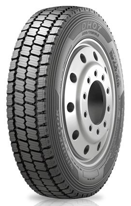 <p>DH07 Tire (PHOTO: Hankook Tire)</p>