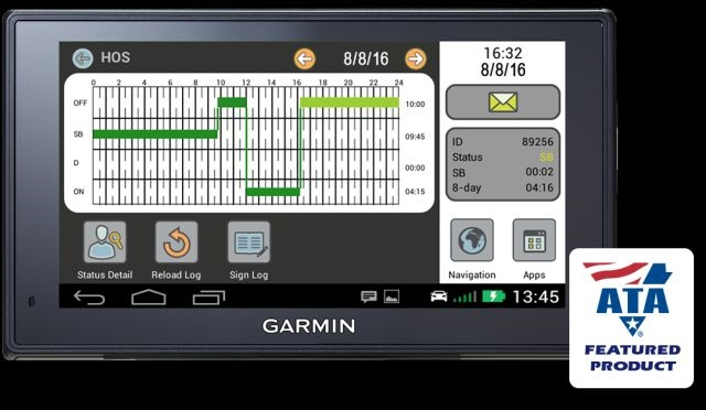 <p><em>In addition to ensuring ongoing ELD mandate compliance as the specifications are released, Teletrac Navman DIRECTOR HOS customers will continue to enjoy free system installation and training. (Image courtesy of Teletrac Navman)</em></p>