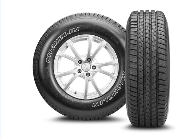 defender ltx m s light truck tire products maintenance work truck. Black Bedroom Furniture Sets. Home Design Ideas