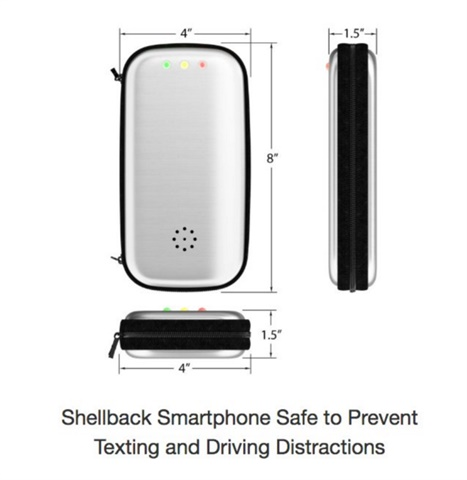 <p><em>Shellback Smartphone Safe image courtesy of Shellback Business Services. </em></p>