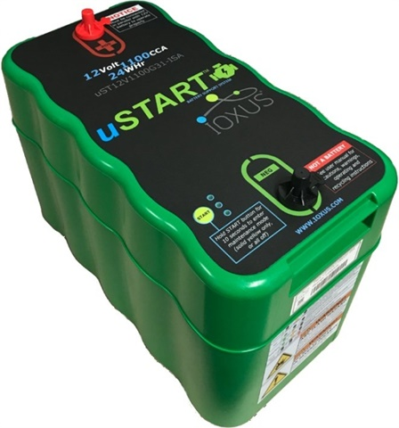 <p>uSTART smart power systems are based on ultracapacitors, which are used as energy storage building blocks. <em>Image courtesy of Ioxus.</em></p>